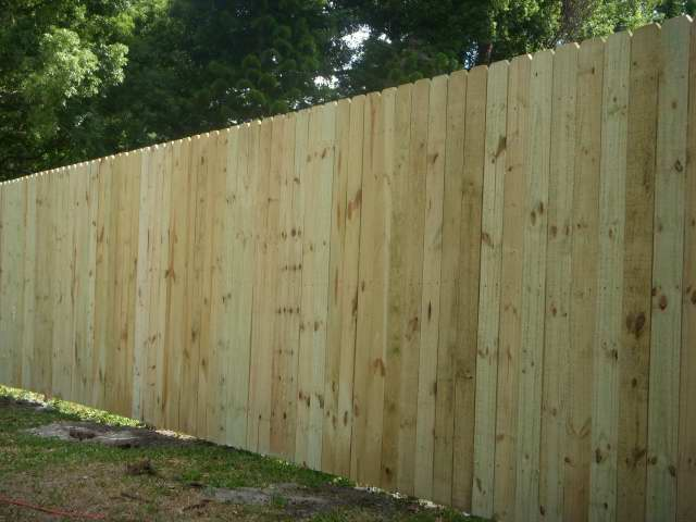 Orlando Wood Fence Company Orange County Florida