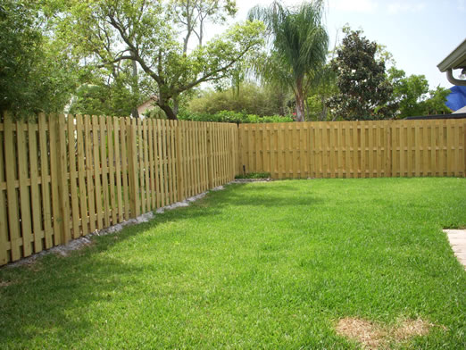 Wood fence styles 2017 2018 best cars reviews for Types of fences